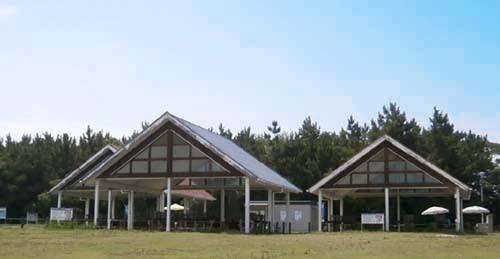 新舞子マリンパーク,雨,バーベキュー,愛知県
