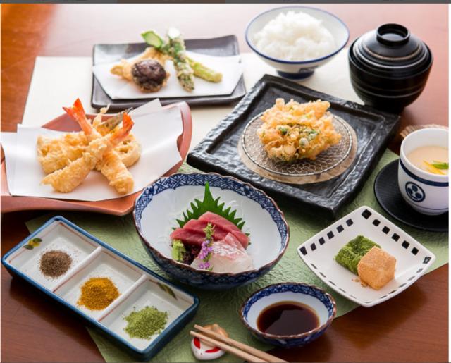 お料理,銀座,天ぷら,ランチ