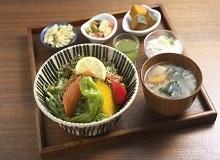 玄米&やさい食堂玄三庵淀屋橋odona店,大阪,ランチ,おすすめ