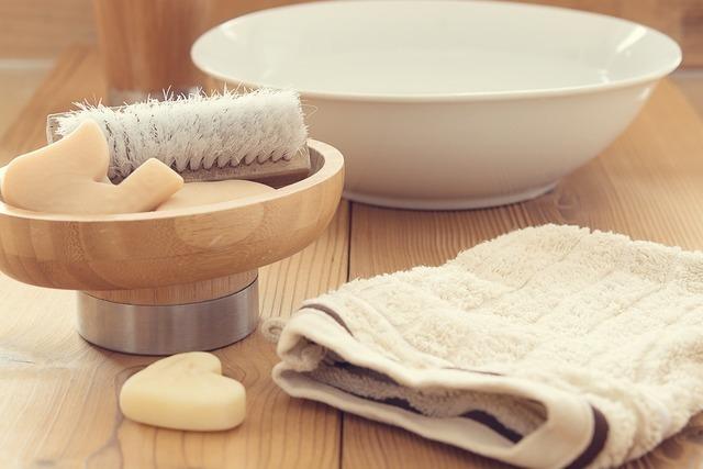 洗面道具,妊娠,肌荒れ,ケア