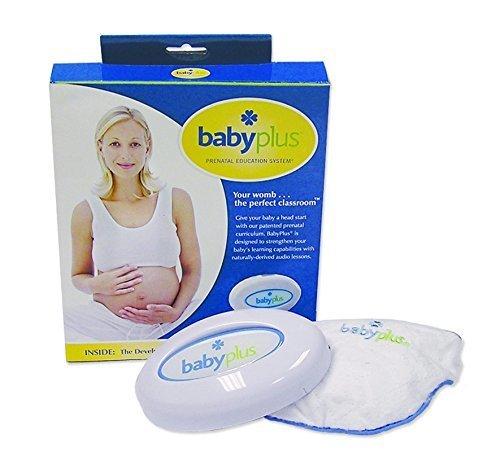 【日本正規品】ベビープラス babyplus 胎教システム ママの心音と聞き分けるオーディオレッスン,妊娠中,胎教,