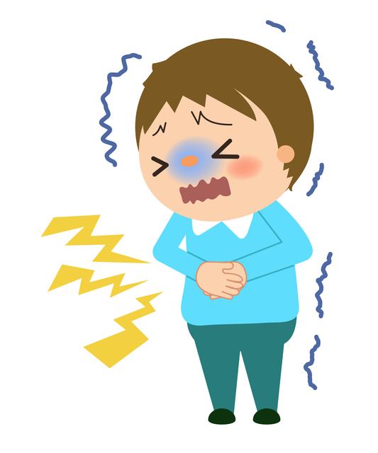 腹痛子ども,ウイルス性胃腸炎,子供,