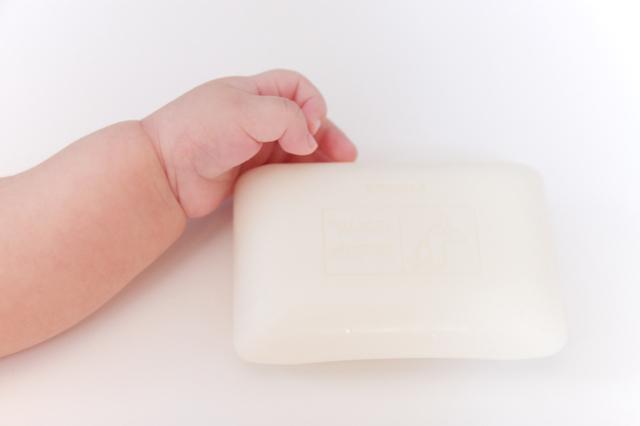 赤ちゃん用石鹸イメージ,赤ちゃん,乳児湿疹,