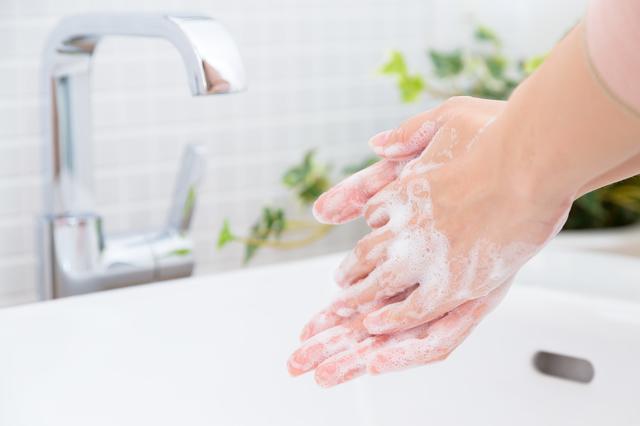 手洗いイメージ,子供,結膜炎,
