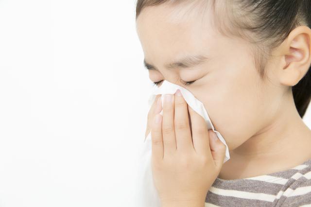 鼻水,秋,病気,