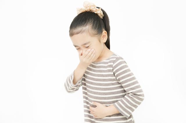 腹痛と吐き気,秋,病気,