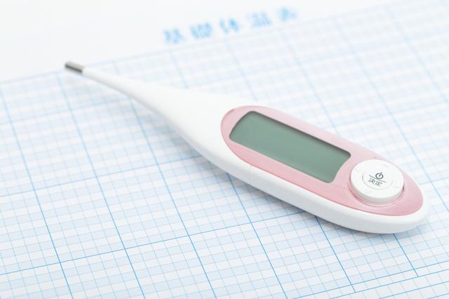 基礎体温計,人工授精,妊娠,