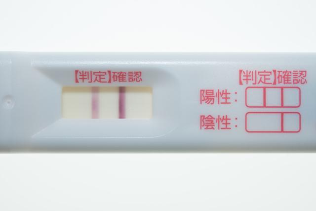 陽性反応がでた妊娠検査薬,子宮外妊娠,