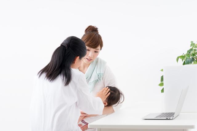 病院 診察 赤ちゃん,赤ちゃん,風邪,