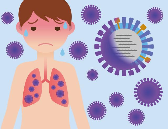 インフルエンザウィルス,赤ちゃん,インフルエンザ,