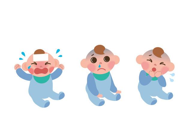 赤ちゃんインフルエンザ症状,赤ちゃん,インフルエンザ,