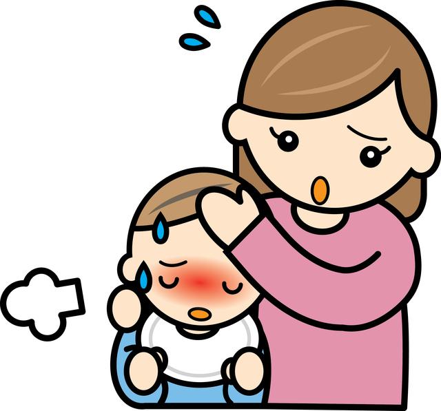 赤ちゃん熱ママ,赤ちゃん,インフルエンザ,