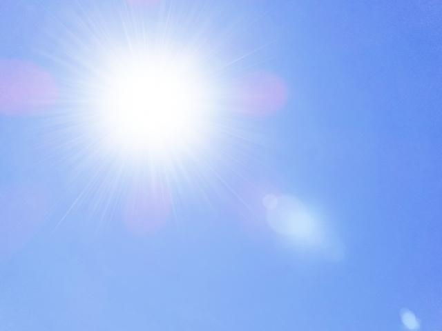 太陽の写真,子供,熱中症,