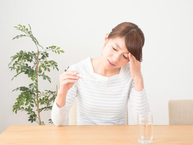 発熱,妊活,インフルエンザ,予防接種