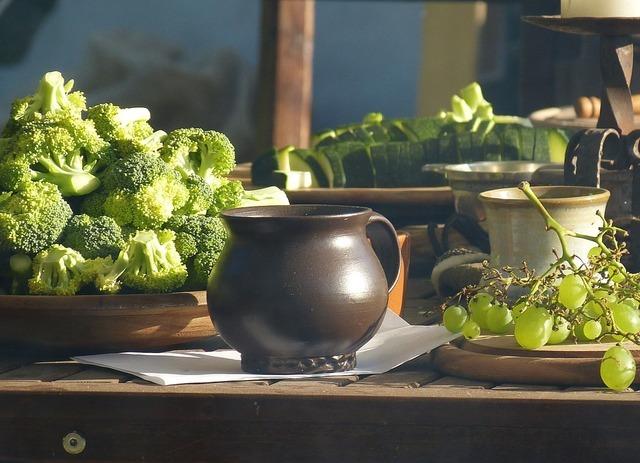 緑の野菜,産後ダイエット,方法,