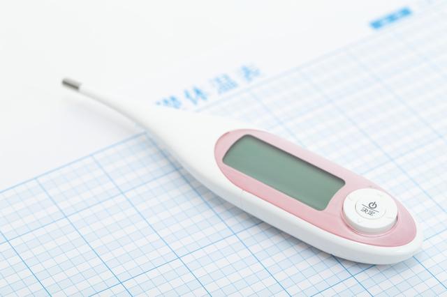 基礎体温計,出産後,生理,再開