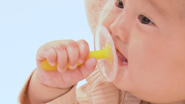 歯ぐきマッサージ,赤ちゃん,歯みがき,