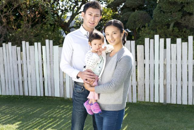 家族,赤ちゃん,便秘,
