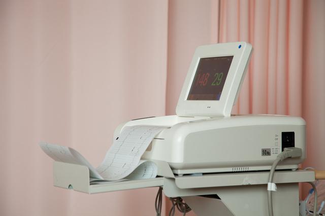 出産イメージ分娩モニター,出産,兆候,