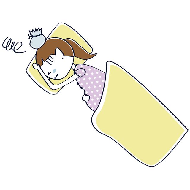 体調不良の妊婦さんイラスト,妊娠中,病気,