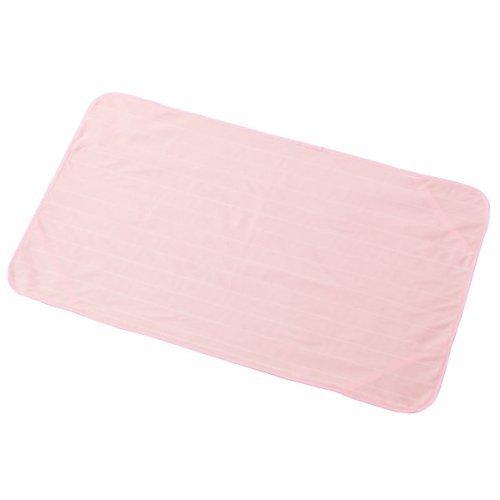 赤ちゃん用冷却マット クールでドライな清涼ベビーベッドパット ピンク アイデア 便利,熱中症,赤ちゃん,