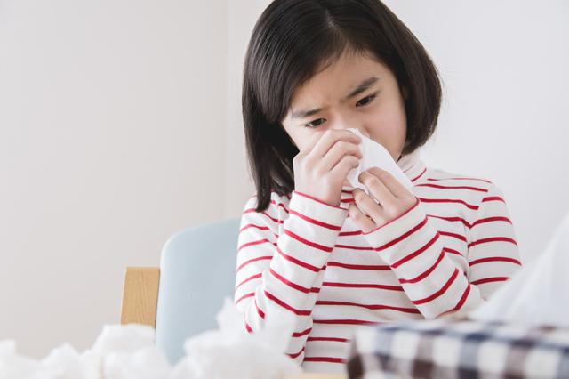 子ども 花粉症 鼻水,花粉症,アレルギー,診断