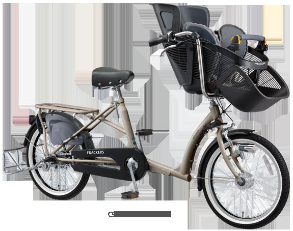 ふらっか~ずシュシュ|丸石サイクル,子ども乗せ自転車,電動なし,