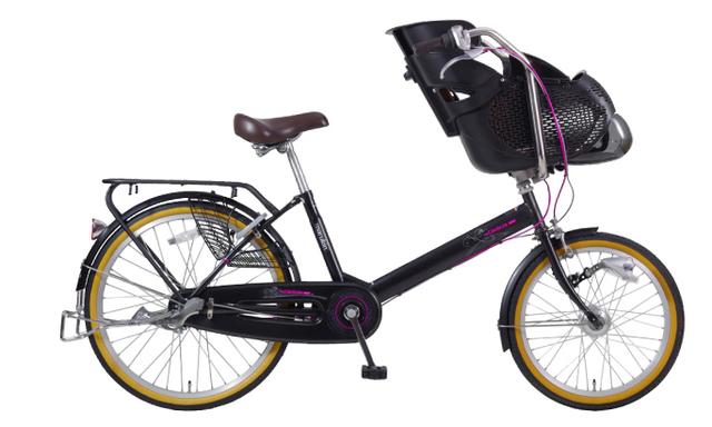 マルキン デリシアデュオEF3‐G|ホダカ株式会社,子ども乗せ自転車,電動なし,