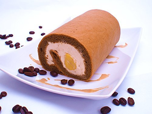 砂糖・小麦不使用 グルテンフリーの低糖質マロンカフェロール,お見舞い,手土産,