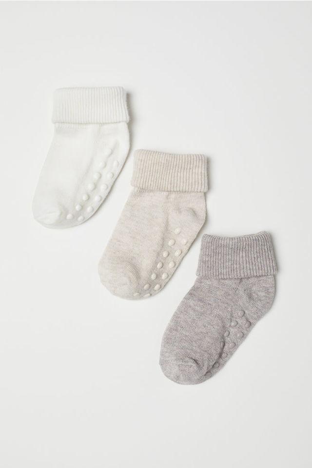 ソックス 3足セット|H&M,赤ちゃん,靴下,サイズ