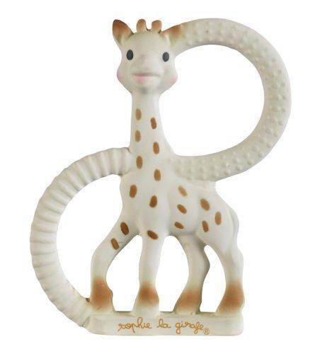 Vulli キリンのソフィー ソフィーティージングリング 11cm ベージュ 天然ゴム 200318,赤ちゃん,歯固め,