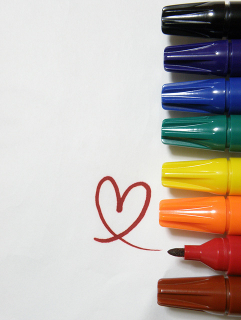 カラー油性ペン,小学校,上履き,