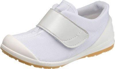 asahi shoes(アサヒシューズ) KIDS(キッズ用/ジュニア用/子供用) アサヒ健康くん 502A 3E 【ホワイト/ホワイト】19 cm,小学校,上履き,