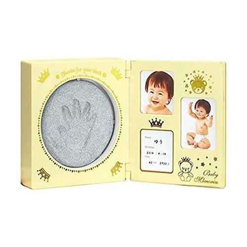 おたんじょうきろく 粘土タイプ,赤ちゃん,手形,足形