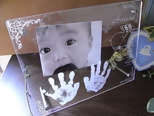 メモリアルバースデー ボード バースデイボード,赤ちゃん,手形,足形