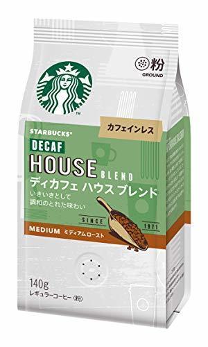 スターバックス「Starbucks(R)」 ディカフェブレンド 中細挽きタイプ(140g),妊娠,スタバ,授乳