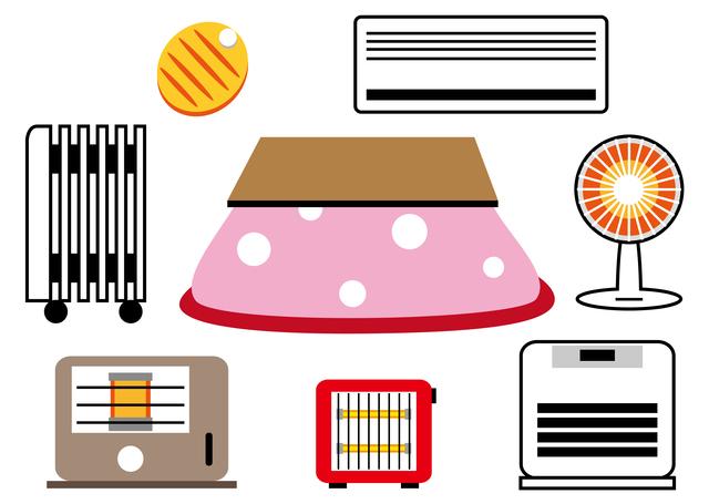 暖房器具,暖房器具,おすすめ,