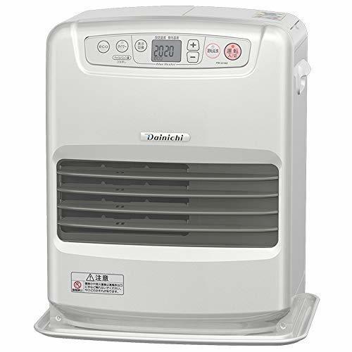 ダイニチ 石油ファンヒーター(木造9畳まで/コンクリート12畳まで) Sタイプ ライトシルバー FW-3217S-S,暖房器具,おすすめ,