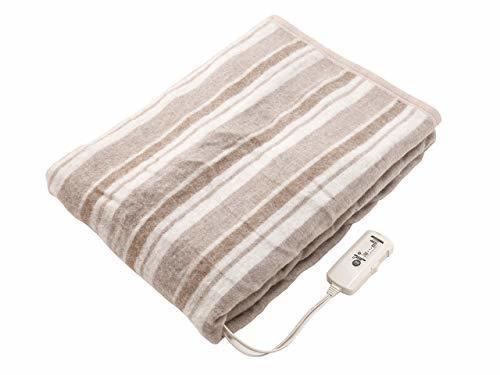 コイズミ 電気掛敷毛布 快眠タイマー付 188×130cm KDK-7588T,暖房器具,おすすめ,