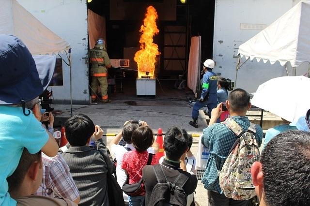 消防技術安全所2,防災訓練,