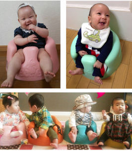 バンボチェアと赤ちゃん,バンボ,いつから,