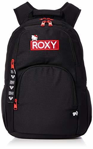 [ロキシー] HELLO KITTY GO OUT RBG194302 BLK One Size,林間学校,リュック,