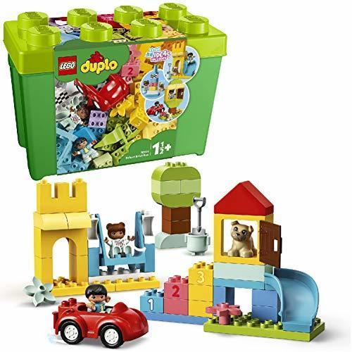 レゴ(LEGO) デュプロ デュプロのコンテナ スーパーデラックス 10914,幼稚園,入園祝い,