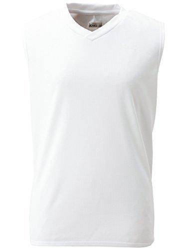 イグニオ(IGNIO) 【iCOOL】スゴ涼感 ジュニア サッカー ノースリーブ インナーシャツ (IG-8FW4034TS) ホワイト 150cm,小学校,パンツ,