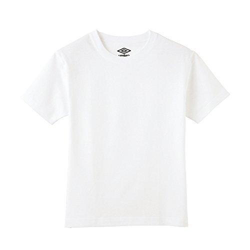 (アンブロ)UMBRO Tシャツ UBX23 03 ホワイト 140,小学校,パンツ,