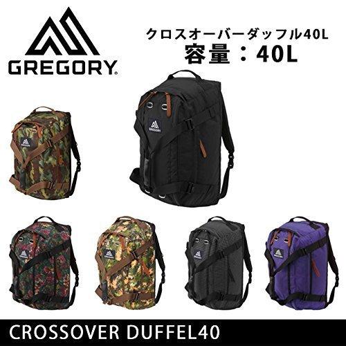 (グレゴリー)GREGORY ダッフルバック クロスオーバーダッフル40L CROSSOVER DUFFEL40 日本正規品 ggy16-055,ママリュック,人気,おしゃれ