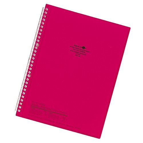 リヒトラブ イージーチェンジ・クリヤーブック N1482-3 赤 A4S 20P,手作り絵本,