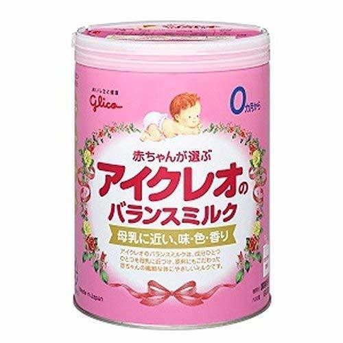 アイクレオのバランスミルク 800g【8個セット】(ケース販売),粉ミルク,液体ミルク,