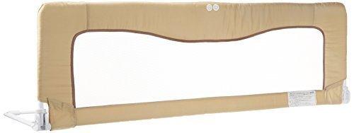 日本育児 ベッドフェンス SG ベージュ NI-4207,ベビーベッドガード,