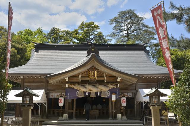 八重垣神社,子宝神社,